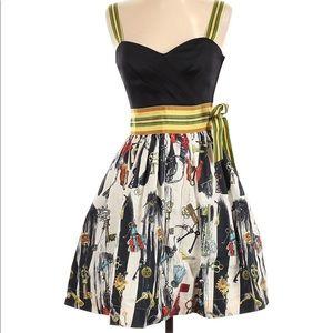 Diane von Furstenberg Size 12 Casual Dress